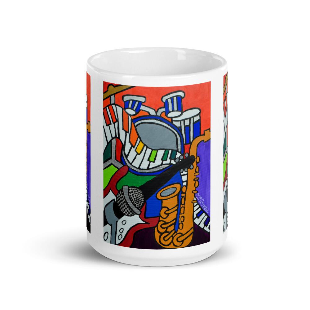 Music Vibes Mug
