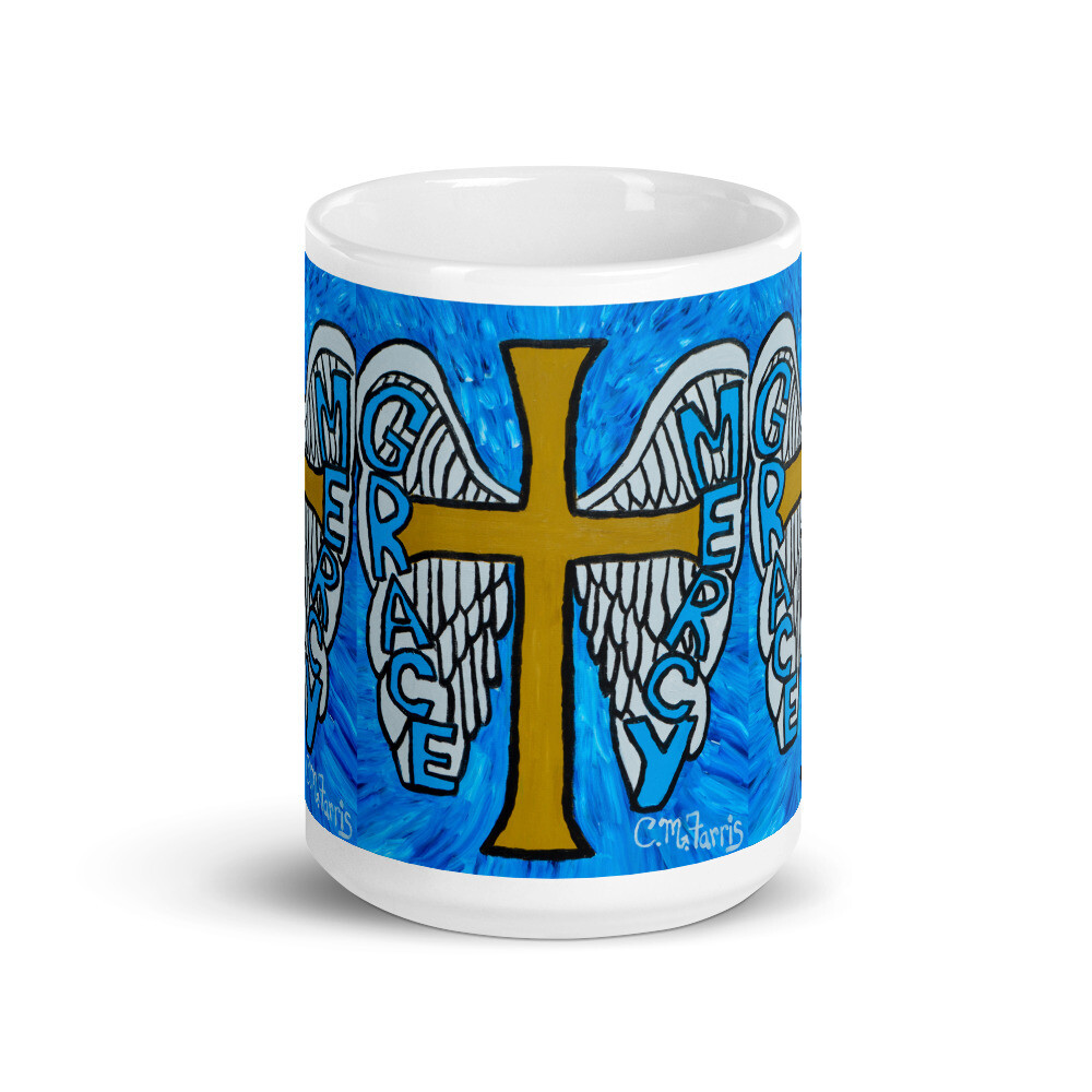 Grace and Mercy Mug