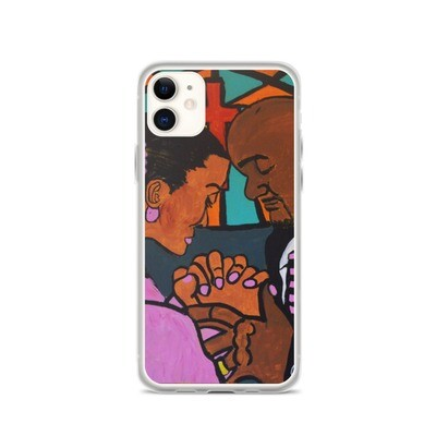 Power of Prayer iPhone Case