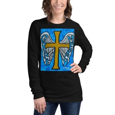 Grace & Mercy Women's Unisex Long Sleeve Tee