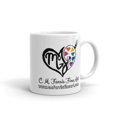 C. M. FARRIS FINE ART Mug