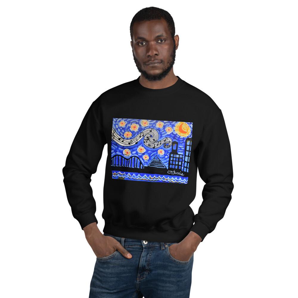 Memphis Nights Men's  Sweatshirt