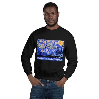 Memphis Nights Men's  Sweatshirt