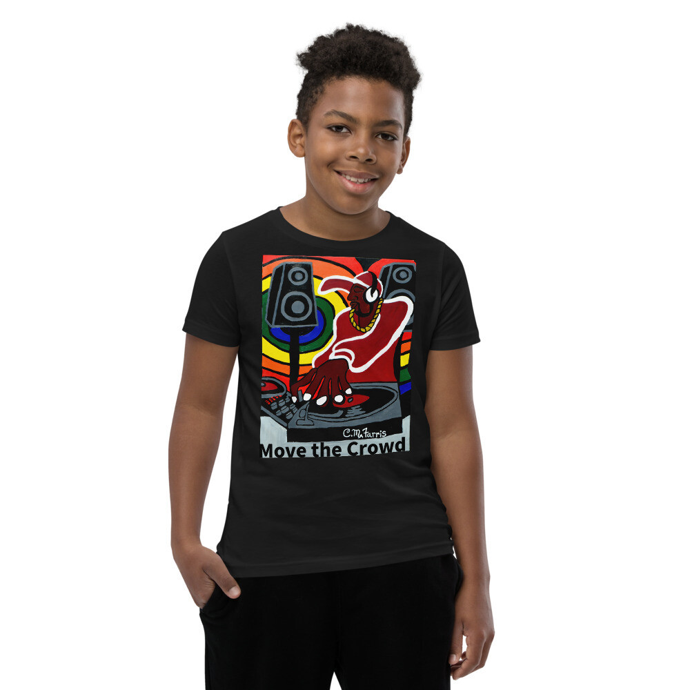 Move the Crowd Youth Short Sleeve T-Shirt