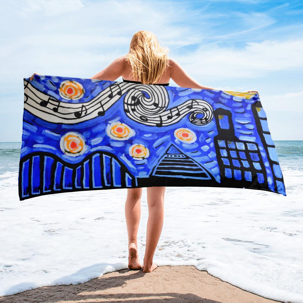 Memphis Nights Towel