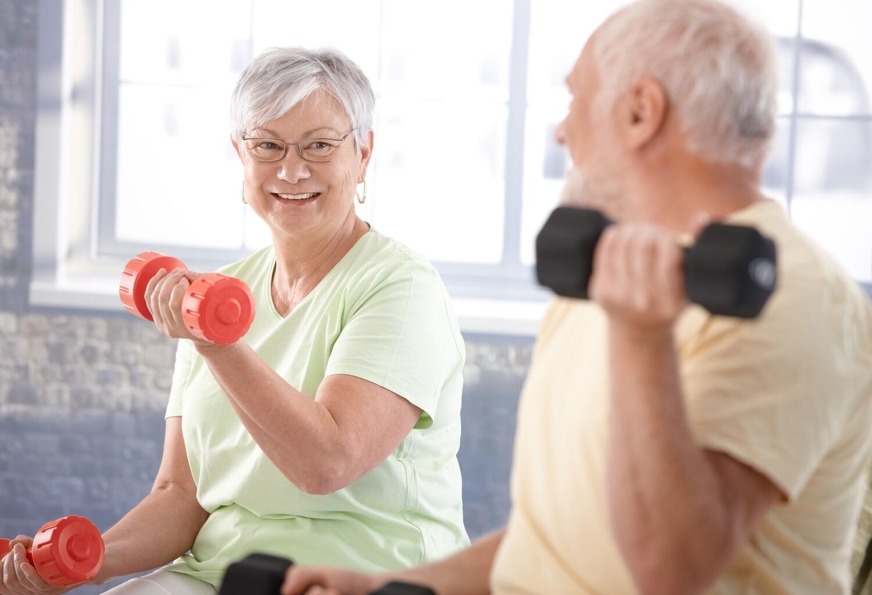 Seniors Home Exercise Program