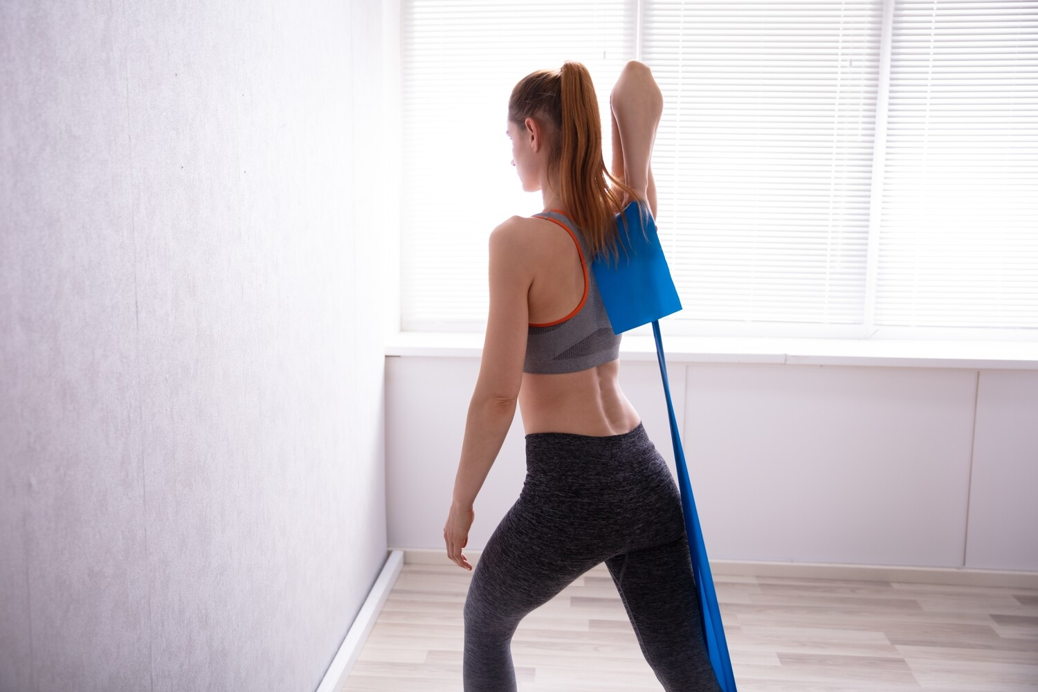 Resistance Band - Home Exercise Program