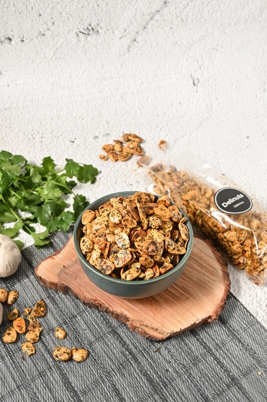 Chilli Coriander Almonds
