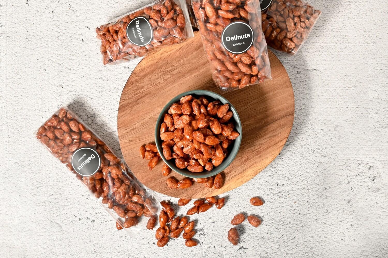 Caramelised Almonds (Vienna)