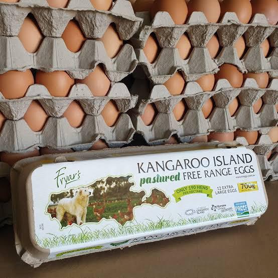 Kangaroo Island Free Range Eggs