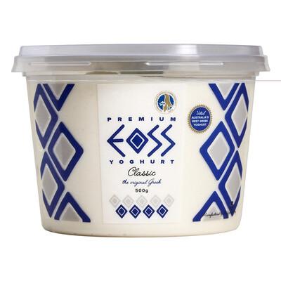 Eoss Yoghurt 500gram Variety