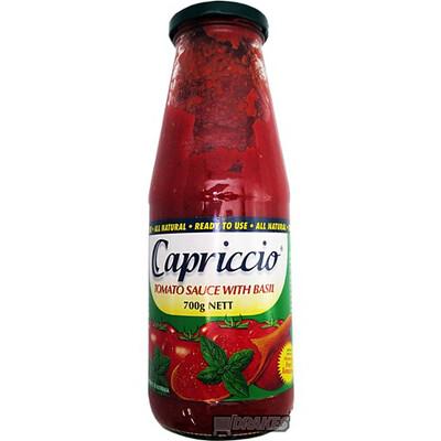 Capriccio Tomato Sauce with Basil