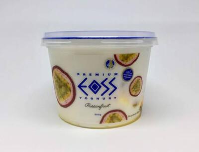 Eoss Greek Yoghurt Passion fruit 500gr