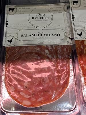 Salami Mild