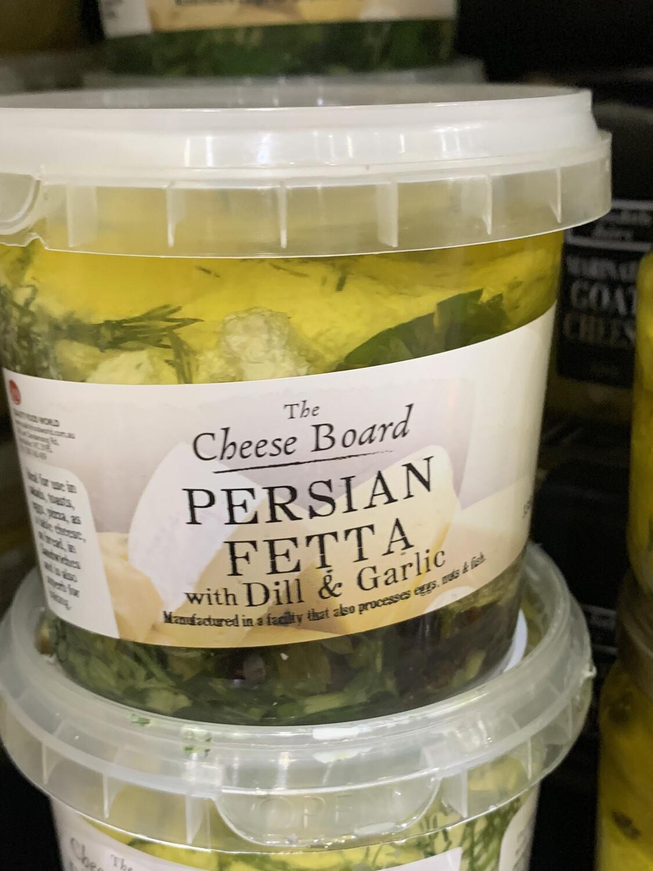 Persian Feta With Fresh Dill