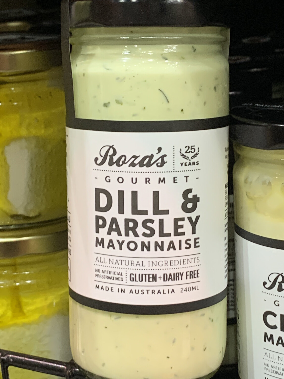 Dill & Parsley Mayonnaise