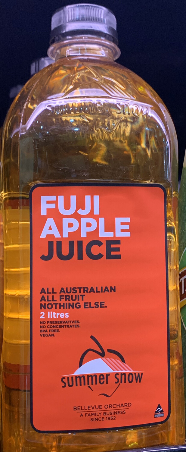 Fuji Apple Juice