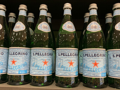 S.Pellegrino Sparkling Water 750ml