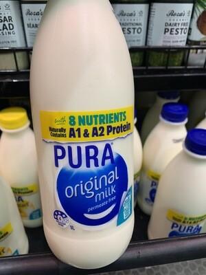 Pura Original Milk 1L