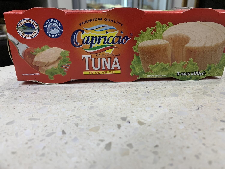 Tuna 3 x Cans