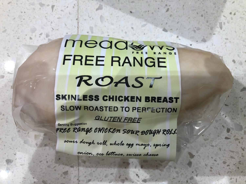 Free Range Roast Skinless Chicken Breast