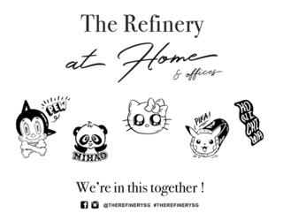 The Refinery at Home