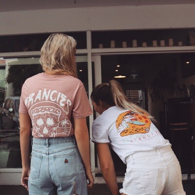 Francie's Island Tee - Pink (Pre-Order Only)