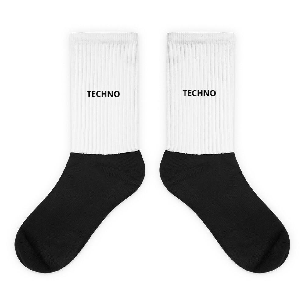 Socks TECHNO
