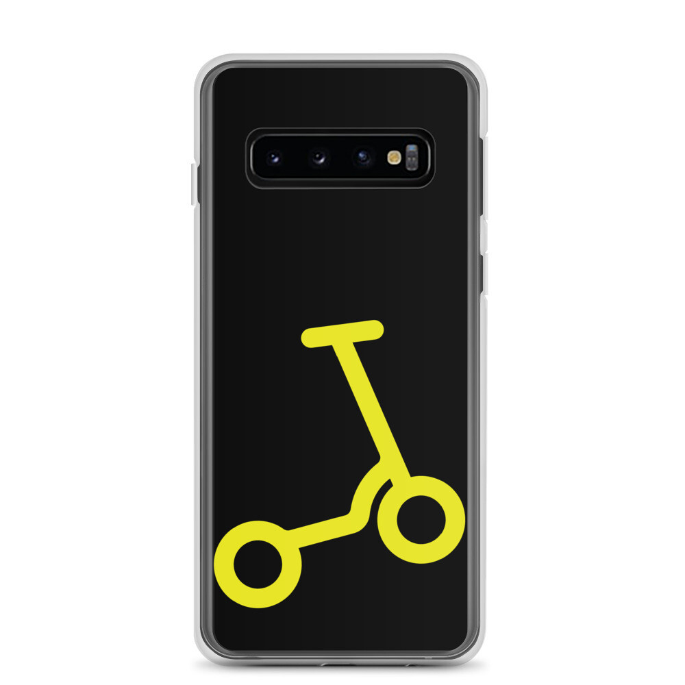 "Samsung Case ""Scooter"""