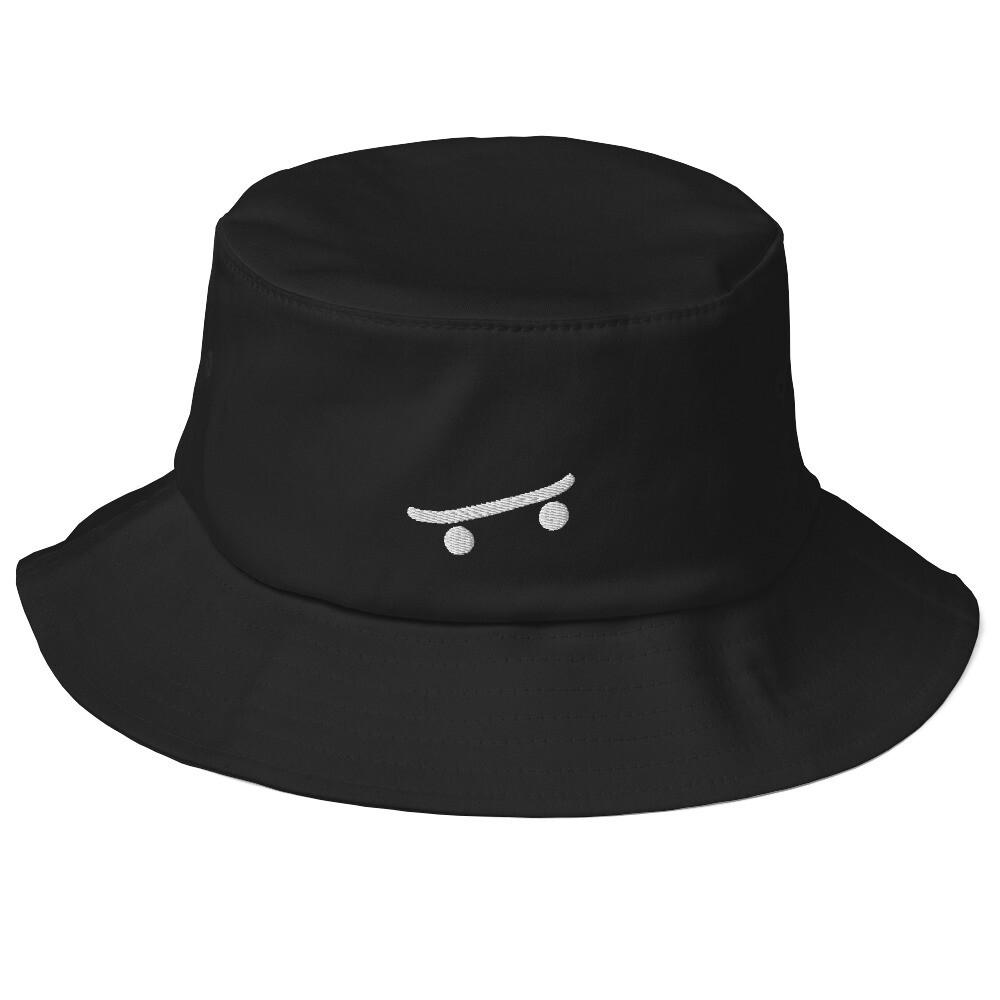 """Old School Bucket Hat """"Skateboard"""""""