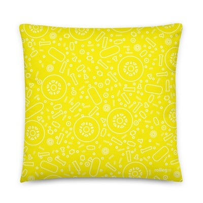 Pillow Yellow