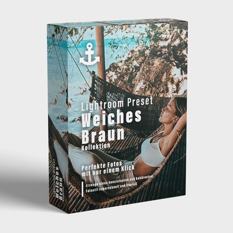 Weiches Braun - Lightroom Preset Kollektion (4 Presets)
