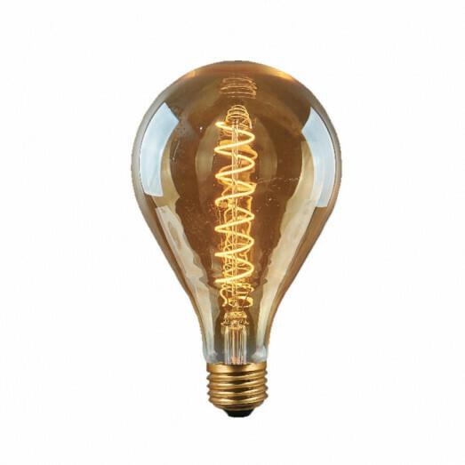 RETRO LED LAMP BULB E40/E27 6W ITALUX