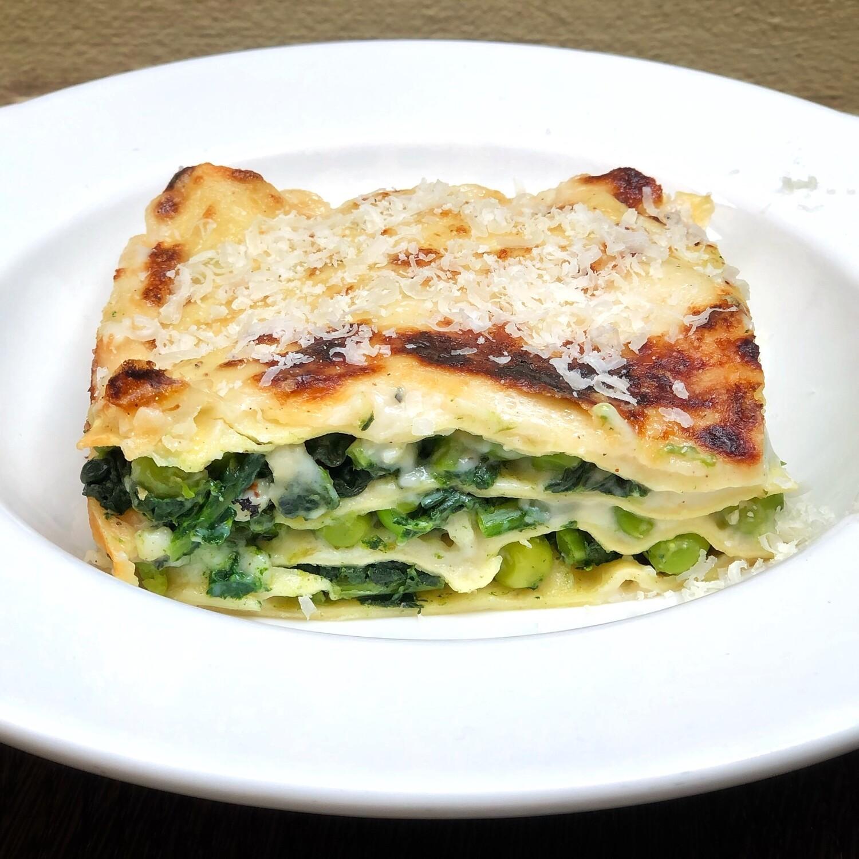"""""""Pasticcio"""" de verdure"""