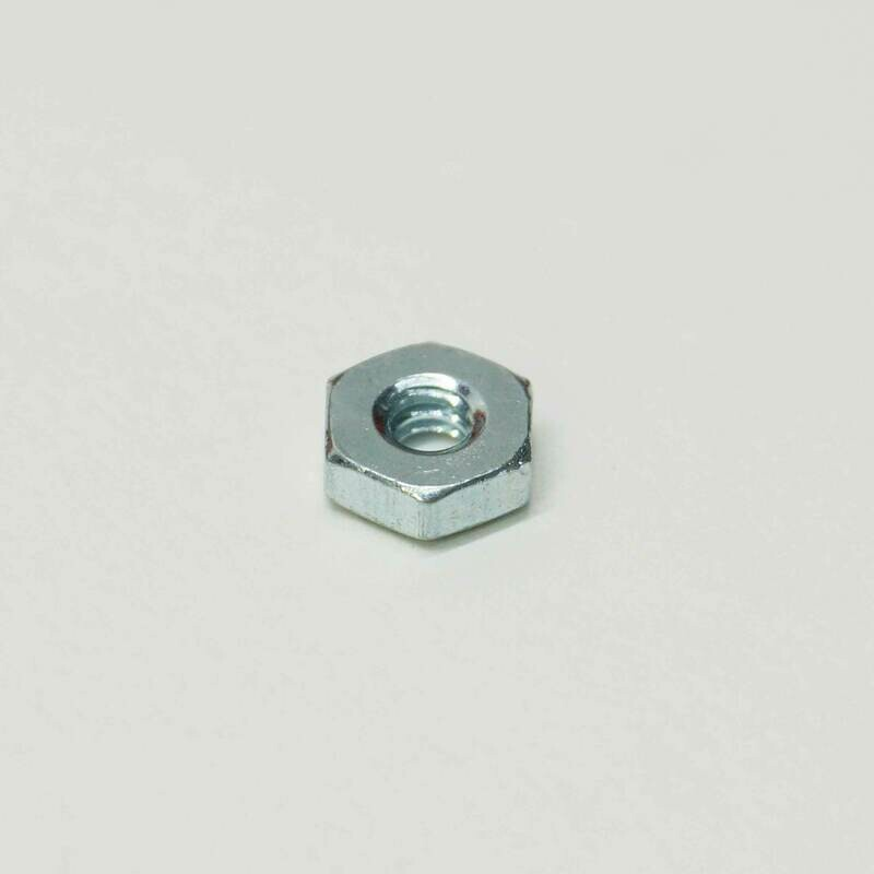Nut for Pointed Screws