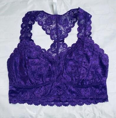 Purple Bralette
