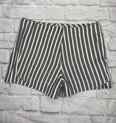 Vertical Stripe Shorts