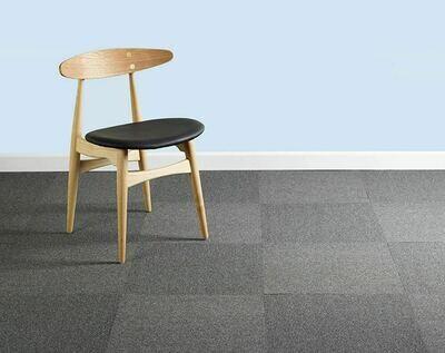 Carpet Tiles - Charcoal
