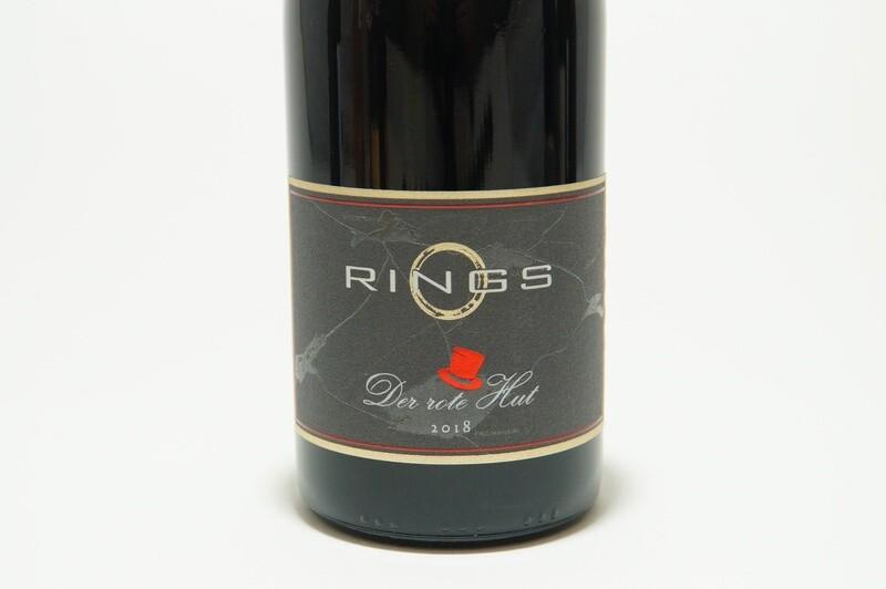 Rotwein | Weingut Rings – VDP | Der Rote Hut | Cuvée | Freinsheim | Pfalz | 0,75 l