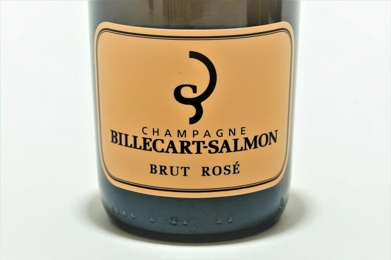 Champagner | Billecart-Salmon | Brût Rosé | Champagne | Frankreich 0,375 l