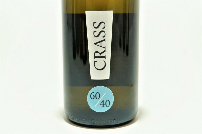 Weißwein | Weingut Crass | 60/40 | Eltville am Rhein | Rheingau | 0,75l