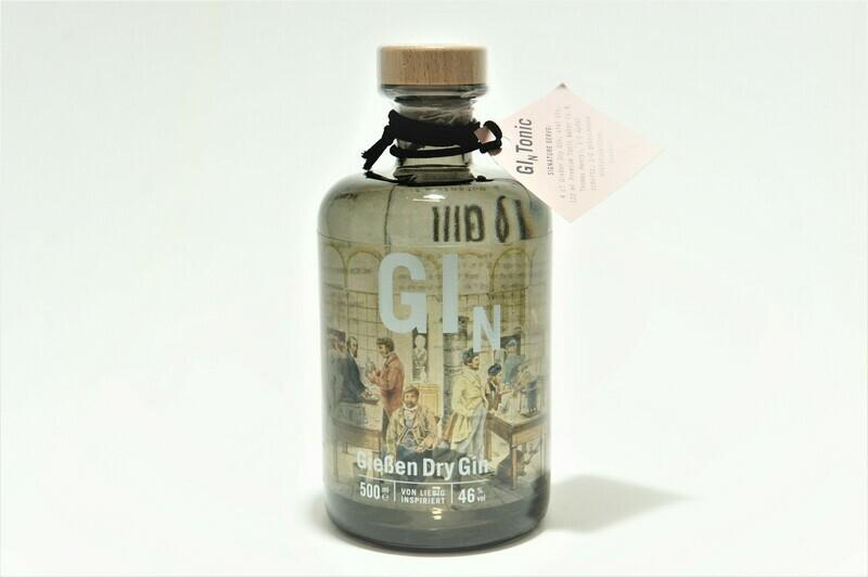 Spirits   Gießen Dry Gin   0,5 l