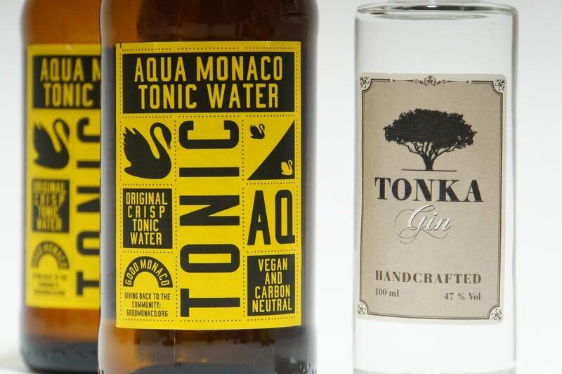 Bundle   Tonka Handcraftet meets Aqua Monaco   2 Drinks