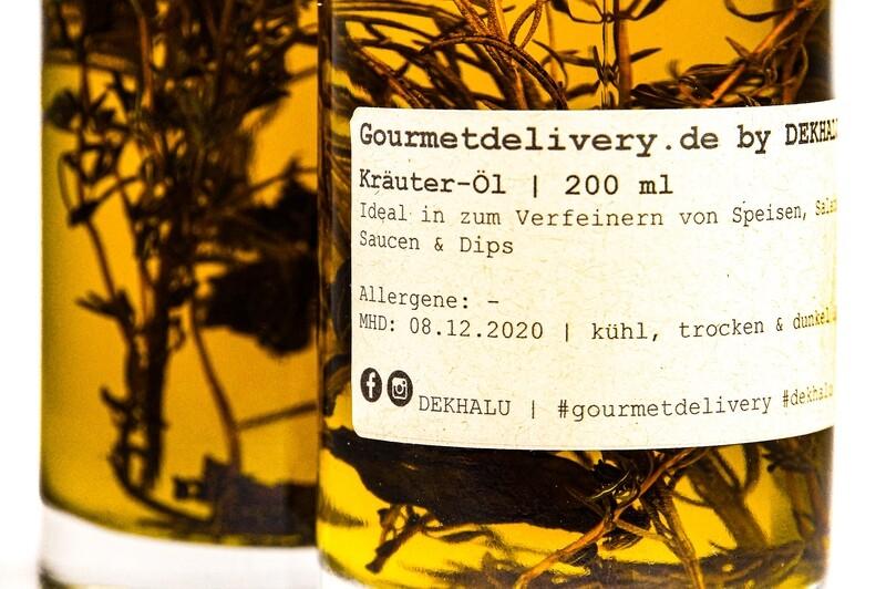 Kräuter-Öl | 200 ml