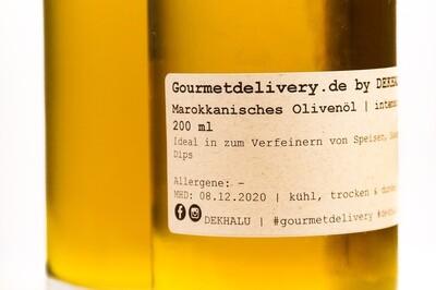 Marokkanisches Olivenöl   intensiv   200 ml