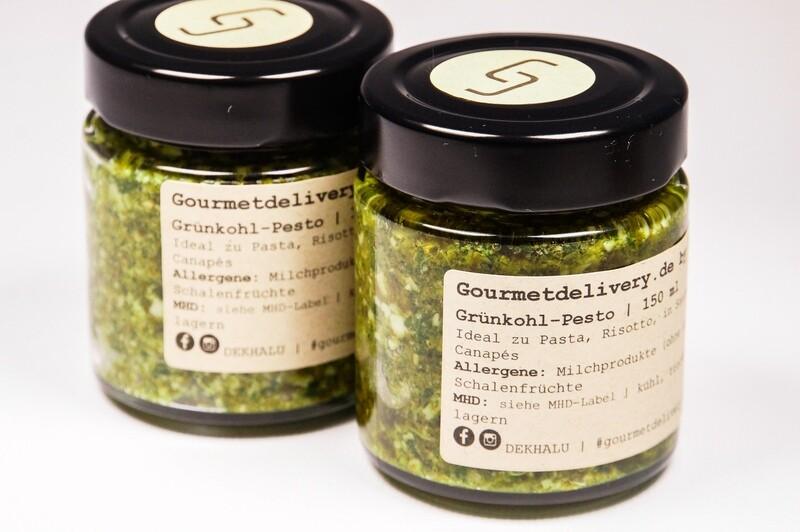 Grünkohl Pesto | 150 ml