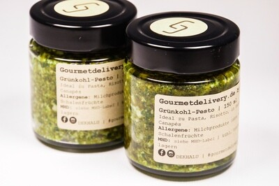 Grünkohl Pesto   150 ml