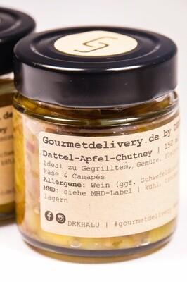 Dattel-Apfel-Chutney    150 ml
