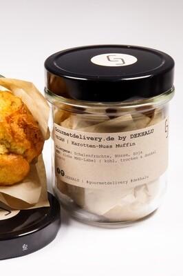 Karotten-Nuss-Muffin