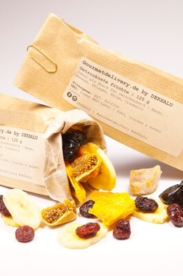 Getrocknete Bio-Fruchtmischung | Bio & vegan | 100 g